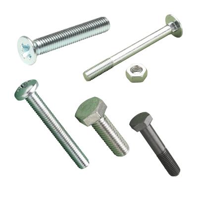 Bolts & Machine Screws